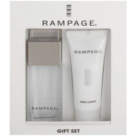 Rampage Rampage darilni set II. parfumska voda 30 ml + losjon za telo 40 ml