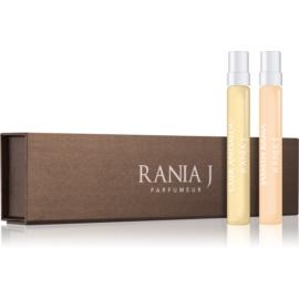 Rania J. Travel Collection подаръчен комплект VII.  съдържание 2 x 8 ml