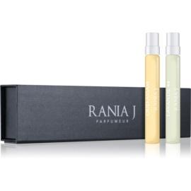 Rania J. Travel Collection подаръчен комплект X.  съдържание 2 x 8 ml