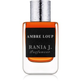 Rania J. Ambre Loup Eau De Parfum unisex 50 ml