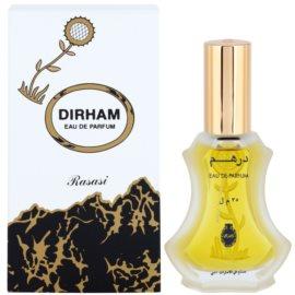 Rasasi Dirham парфумована вода унісекс 35 мл