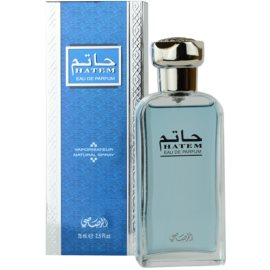 Rasasi Hatem Men eau de parfum férfiaknak 75 ml