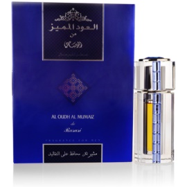 Rasasi Al Oudh Al Mumaiz for Men eau de parfum per uomo 35 ml