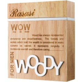 Rasasi Woody for Men eau de parfum férfiaknak 60 ml