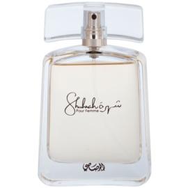Rasasi Shuhrah Pour Femme eau de parfum nőknek 90 ml