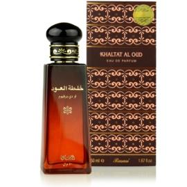 Rasasi Khaltat Al Oudh Eau de Parfum unisex 50 ml