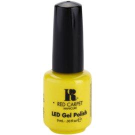 Red Carpet LED гелевий лак для нігтів відтінок 186 The Perfect Pair 9 мл