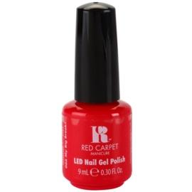Red Carpet LED perleťový lak na nehty odstín 066 My Big Break! 9 ml
