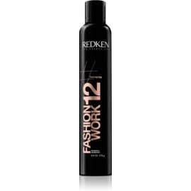 Redken Hairspray Fashion Work 12 spray pentru par vopsit  400 ml