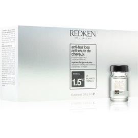 Redken Cerafill Maximize intenzivní péče pro pokročilé řídnutí vlasů  10 x 6 ml