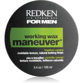 Redken Maneuver Haarwax  Medium Fixatie   100 ml
