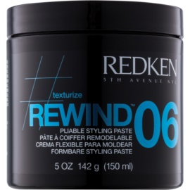 Redken Texture pasta modeladora para definir e formar   150 ml