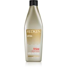 Redken Frizz Dismiss Gladmakende Shampoo  tegen Kroes Haar   300 ml