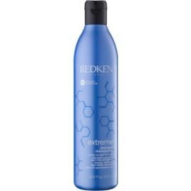 Redken Extreme šampon za učvršćivanje za oštećenu kosu  500 ml