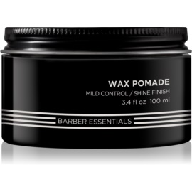 Redken Brews Wax Pomade that Provides Re-workable Hold  100 ml