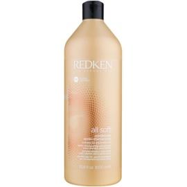 Redken All Soft Conditioner für trockenes und zerbrechliches Haar  1000 ml