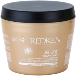 Redken All Soft kuracja do włosów suchych i łamliwych  250 ml