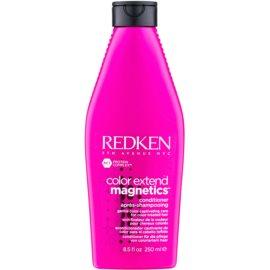Redken Color Extend Magnetics delikatna odżywka bez siarczanu do włosów farbowanych  250 ml
