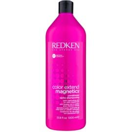 Redken Color Extend Magnetics delikatna odżywka bez siarczanu do włosów farbowanych  1000 ml
