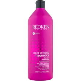 Redken Color Extend Magnetics šampón pre ochranu farbených vlasov  1000 ml