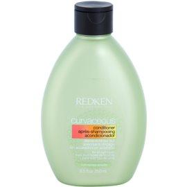 Redken Curvaceous kondicionér pro vlnité a trvalené vlasy  250 ml