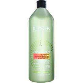 Redken Curvaceous balzam za valovite lase in lase s trajno ondulacijo  1000 ml