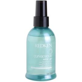 Redken Curvaceous odbudowujący spray do włosów przeciwko puszeniu się włosów  145 ml