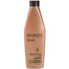 Redken Diamond Oil šampon za poškodovane lase  300 ml