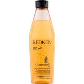 Redken Diamond Oil gel-champú para cabello sin brillo  300 ml
