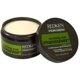Redken Maneuver cera de cabelo fixação média  100 ml