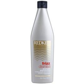 Redken Frizz Dismiss glättendes Shampoo gegen strapaziertes Haar  300 ml