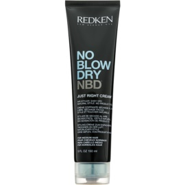 Redken No Blow Dry Styling Cream with a Quick-Drying Effect  150 ml