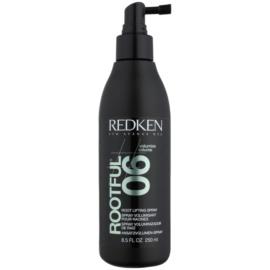 Redken Volumize Rootful 06 pršilo za lase za maksimalni volumen s takojšnim učinkom  250 ml