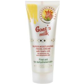 Regal Goat's Milk feuchtigkeitsspendende Gesichtscreme mit Ziegenmilch  75 ml