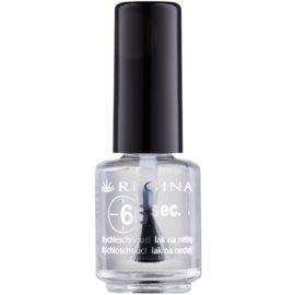 Regina Nails 66 Sec. rychleschnoucí lak na nehty odstín 1 8 ml