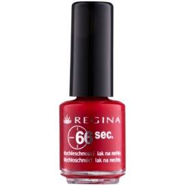 Regina Nails 66 Sec. rychleschnoucí lak na nehty odstín 17 8 ml