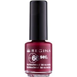 Regina Nails 66 Sec. rychleschnoucí lak na nehty odstín 30 8 ml