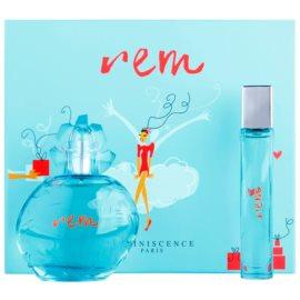 Reminiscence Rem ajándékszett I. Eau de Toilette 100 ml + Eau de Toilette 20 ml + kis táska