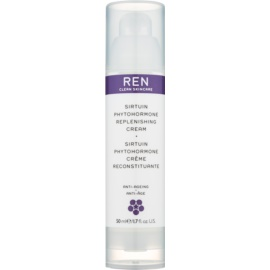 REN Sirtuin Phytohormone hydratační a posilňující pleťový krém pro zralou pleť  50 ml