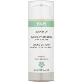 REN Evercalm schützende Tagescreme für empfindliche Haut  50 ml