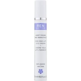 REN Keep Young And Beautiful™ crema reafirmante para contorno de ojos con efecto lifting  15 ml