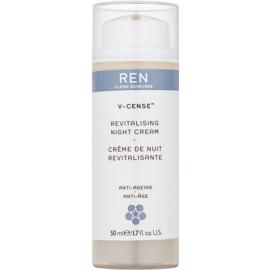 REN V-cense revitalisierende Nachtcreme mit Verjüngungs-Effekt  50 ml