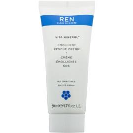 REN Vita Mineral Intensive Feuchtigkeit spendende und geschmeidig machende Creme  50 ml