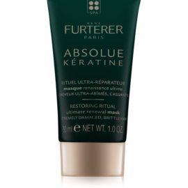 Rene Furterer Absolue Kératine masca regeneratoare pentru par foarte deteriorat  30 ml