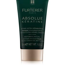 Rene Furterer Absolue Kératine maschera ricostruttore per capelli molto rovinati  30 ml