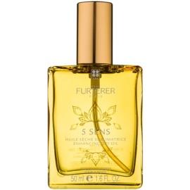 Rene Furterer 5 Sens óleo seco fortalecedor para corpo e cabelo   50 ml