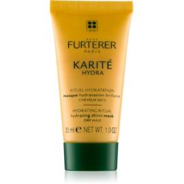 Rene Furterer Karité Hydra hydratační maska na vlasy  30 ml