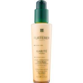 Rene Furterer Karité Hydra vlažilna nega za sijaj suhih in krhkih las  100 ml