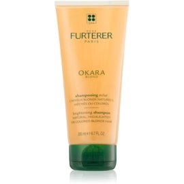 Rene Furterer Okara Blond shampoing brillance pour cheveux blonds et méchés  200 ml