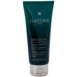 Rene Furterer Absolue Kératine obnovující maska pro extrémně poškozené vlasy  100 ml
